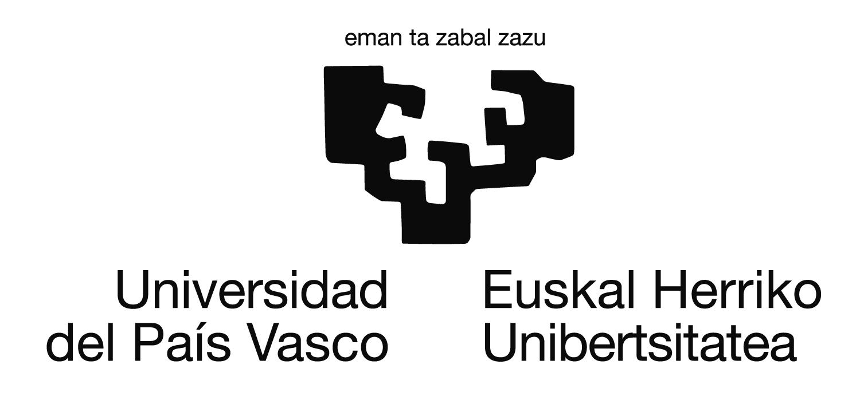 Logotipo Universidad País Vasco